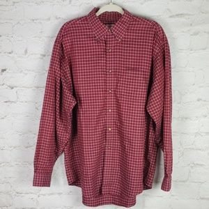 Brooks Brothers 346 button down shirt size L